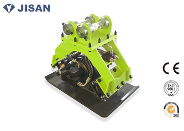 Small Stone Hydraulic Plate Compactor , Hydraulic Compactors For Excavators IHI